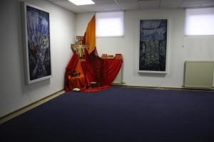 meditativni prostor